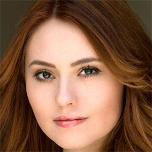 Soap Opera Actress Jillian Clare - age: 29