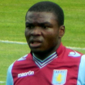 Soccer Player Jores Okore - age: 28