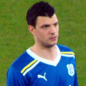 Soccer Player Haris Vuckic - age: 28