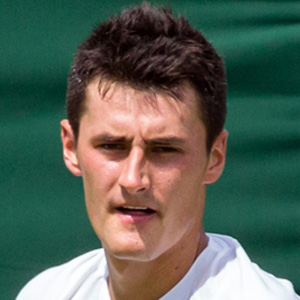 Male Tennis Player Bernard Tomic - age: 24