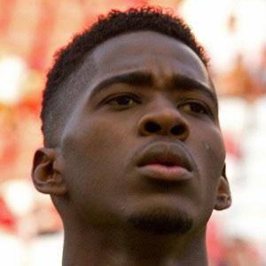 Soccer Player Olmes Garcia - age: 24
