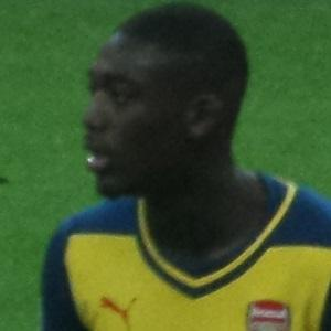 Soccer Player Yaya Sanogo - age: 24