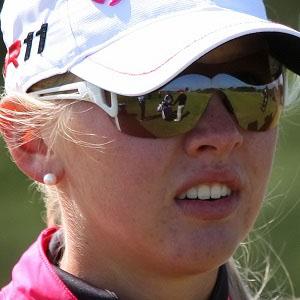 Golfer Jessica Korda - age: 24