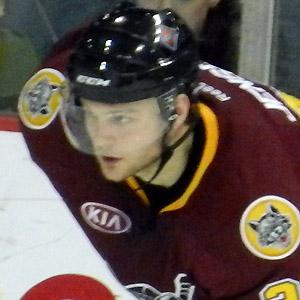 Hockey player Nicklas Jensen - age: 27
