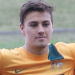 Soccer Player Jackson Irvine - age: 24