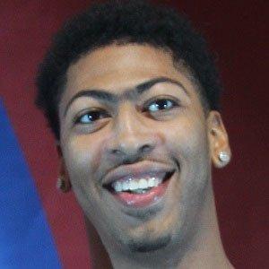 Basketball Player Anthony Davis - age: 24