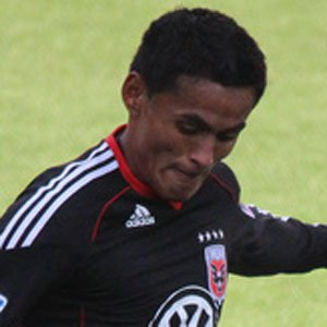 Soccer Player Andy Najar - age: 27
