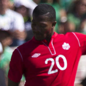 Soccer Player Doneil Henry - age: 27