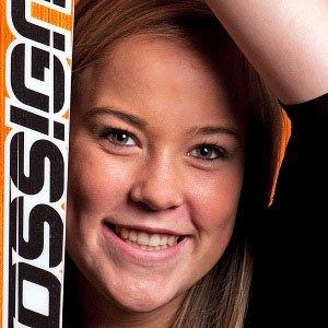 Skier Yina Moe-Lange - age: 27
