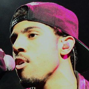 Rapper Vic Mensa - age: 27