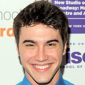 TV Actor Ryan McCartan - age: 28