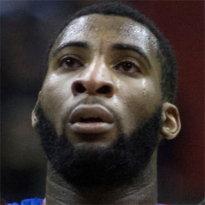 Basketball Player Andre Drummond - age: 28