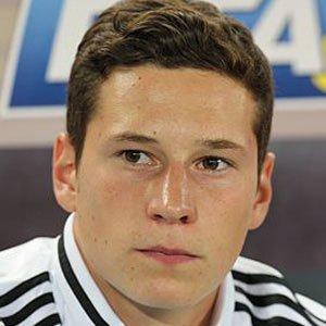 Soccer Player Julian Draxler - age: 24