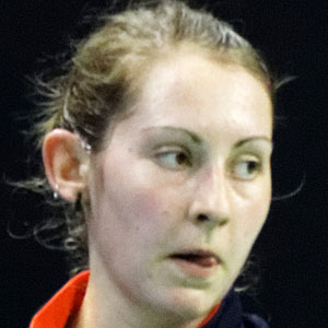 badminton player Kirsty Gilmour - age: 27