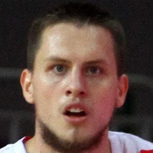 Basketball Player Mateusz Ponitka - age: 27