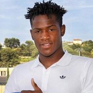 Soccer Player Michy Batshuayi - age: 27
