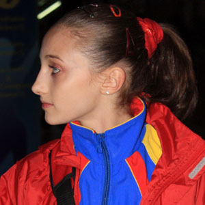 Gymnast Ana Porgras - age: 23