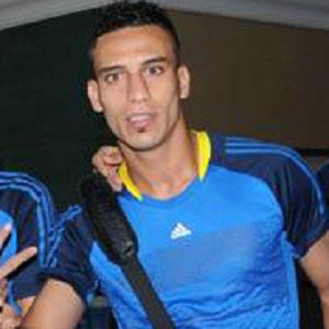 Soccer Player Ali Adnan Kadhim - age: 27