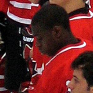 Hockey player Malcolm Subban - age: 23