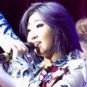 Pop Singer Minzy - age: 23