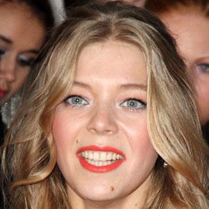Pop Singer Becky Hill - age: 24