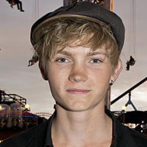 Pop Singer Ulrik Munther - age: 26