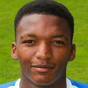 Soccer Player Kgosi Ntlhe - age: 23