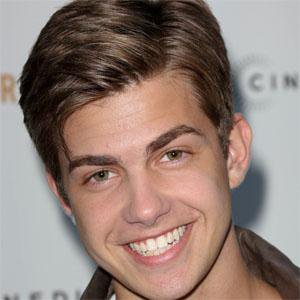 TV Actor Cameron Palatas - age: 23