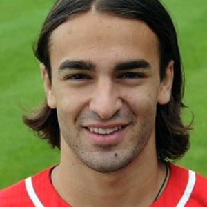 Soccer Player Lazar Markovic - age: 23
