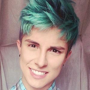 web video star Andres Felipe Lopez - age: 26