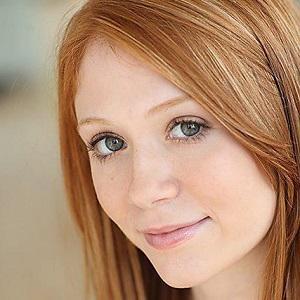 Movie actress Liliana Mumy - age: 23