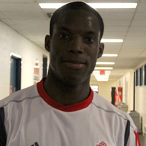 Soccer Player Quillan Roberts - age: 26