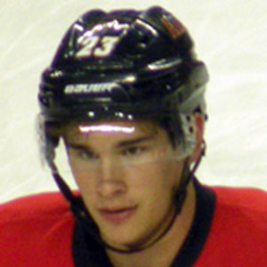 Hockey player Sean Monahan - age: 23