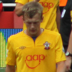 Soccer Player James Ward-Prowse - age: 22