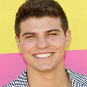 TV Actor Luke Bilyk - age: 22