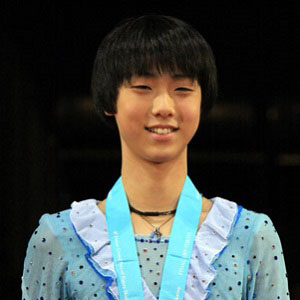 Figure Skater Yuzuru Hanyu - age: 23
