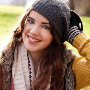 TV Actress Leona Kate Vaughan - age: 25