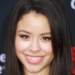 TV Actress Cierra Ramirez - age: 22