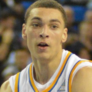 Basketball Player Zach LaVine - age: 25