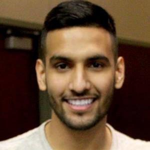 web video star Zaid Ali - age: 21