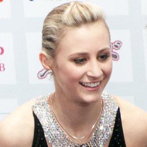 Figure Skater Ashley Cain - age: 26