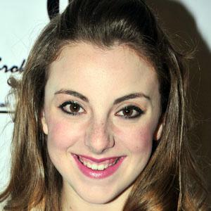 TV Actress Juliette Goglia - age: 25