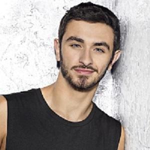 Dancer Ricky Ubeda - age: 25