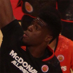 Basketball Player Emmanuel Mudiay - age: 24