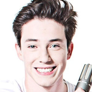 Pop Singer Alonso Villalpando - age: 24