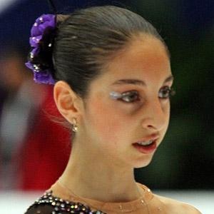 Figure Skater Yasmin Siraj - age: 20