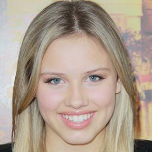 TV Actress Gracie Dzienny - age: 20