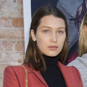 model Bella Hadid - age: 24