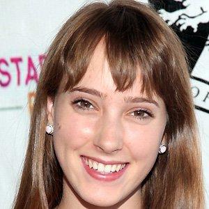 TV Actress Hannah Leigh - age: 24