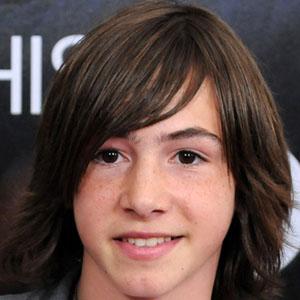 Movie Actor Jonah Bobo - age: 20